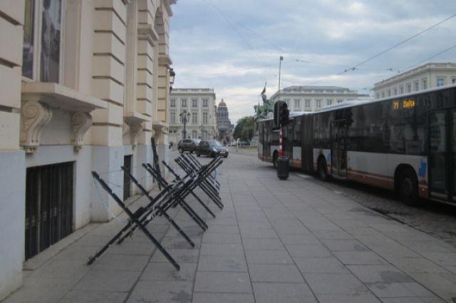 Вцентре Брюсселя концертный зал эвакуировали из-за сообщений обомбе