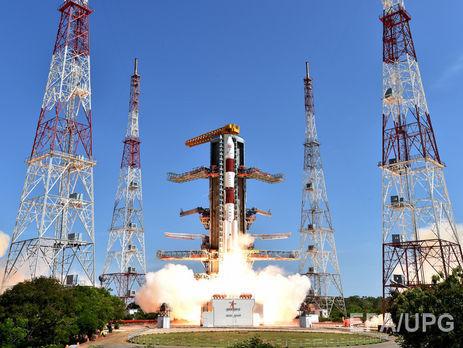 Индия одновременно расположила наорбите рекордное число спутников