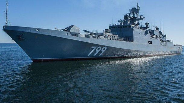Фрегаты, строившиеся для Черноморского флота, продадут Индии