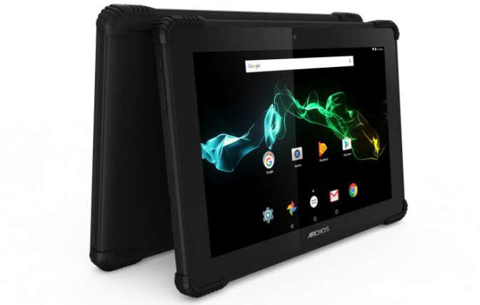 ARCHOS покажет новый планшет наMWC 2017