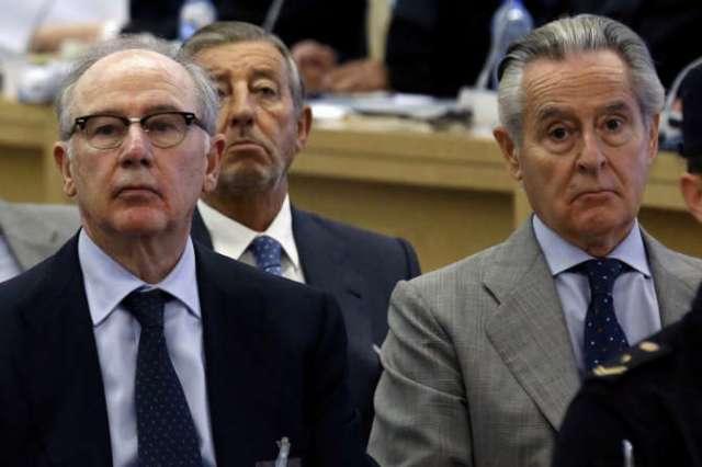 Родриго Рато слева