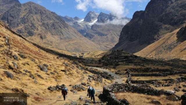 В Боливии произошло землетрясение магнитудой 6,5