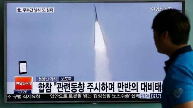 Запущенная Северной Кореей ракета достигла скорости 8,5 Маха — СМИ