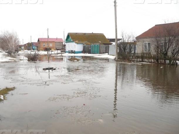 Граждане подтопленных районов Ростовской области вернулись всвои дома