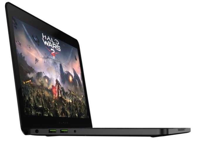 Razer представила улучшенный игровой ноутбук Blade