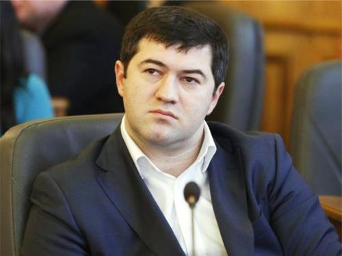 Главу налоговой Романа Насирова задержали по делу Онищенко