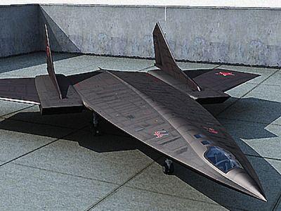 Конструкторы собрали 1-ый полноразмерный прототип бомбардировщика ПАКДА