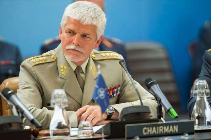 Грузия собирается предоставить НАТО свою военную инфраструктуру