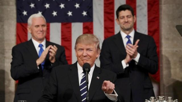 Дональд Трамп собрался добавить к бюджету Пентагона еще $54 миллиарда