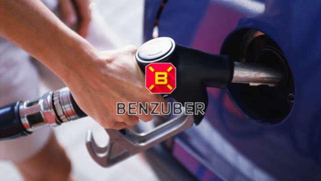 Benzuber теперь в России можно заправлять автомобиль через Интернет
