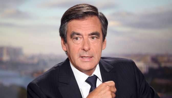 Франсуа Фийон призвал отменить антироссийские санкции