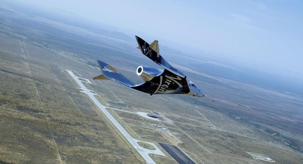 Маск поздравил Virgin Galactic с успешным испытательным полетом космического корабля VSS Unity