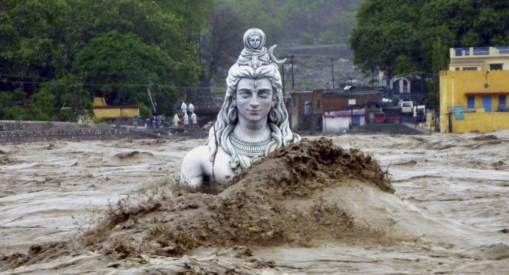 Ученые раскрыли тайну разрушительного наводнения в индийском Уттаракханде, в результате которого в феврале погибло 200 человек