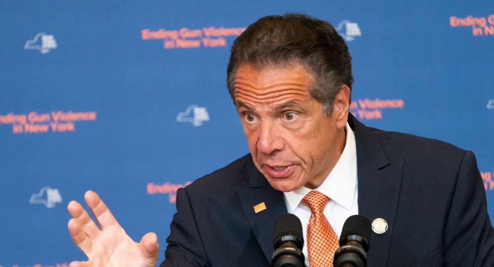 Губернатор Нью-Йорка Куомо выражает озабоченность по поводу правдоподобия следователей А.Г. Джеймса в расследовании преступлений сексуального характера