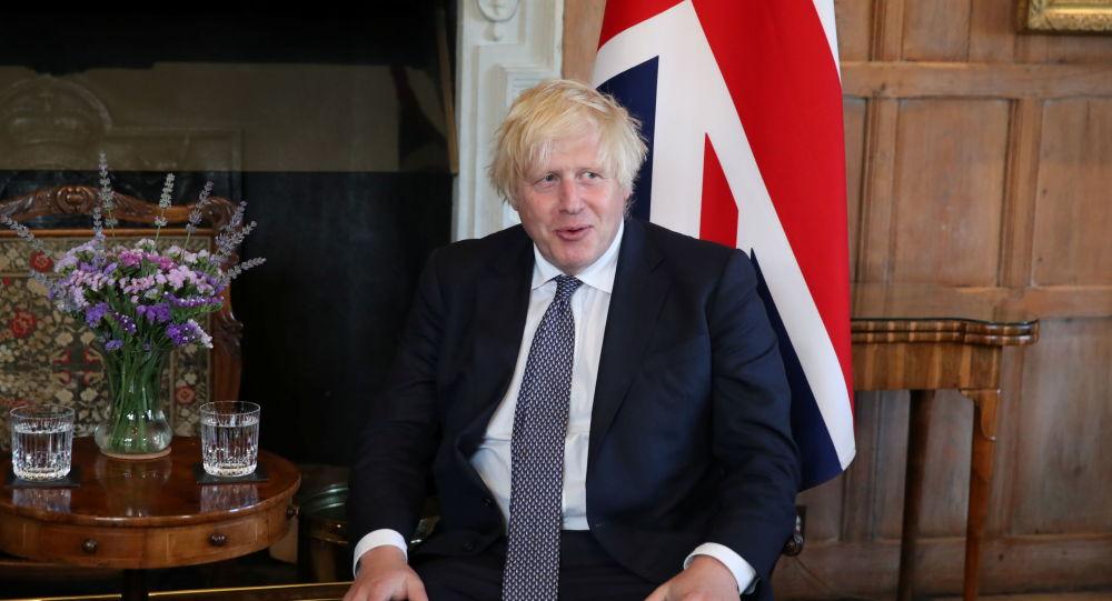 Борис Джонсон оказывает давление на Байдена, чтобы тот задержал вывод войск из Афганистана