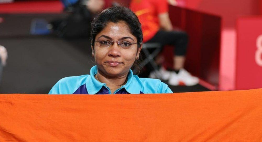 Паралимпийские игры в Токио: индийка Бхавина Патель вошла в историю, выйдя в финал турнира по настольному теннису