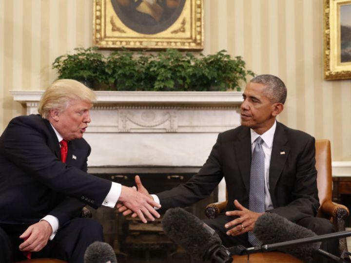 Реальный разговор: Трамп и Обама предложили 5 миллионов долларов за совместное интервью в подкасте «Исцеление»