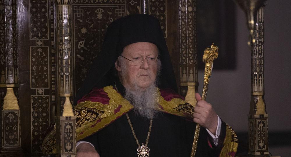 Украинские академики и художники призывают Патриарха Варфоломея отменить визит в Украину