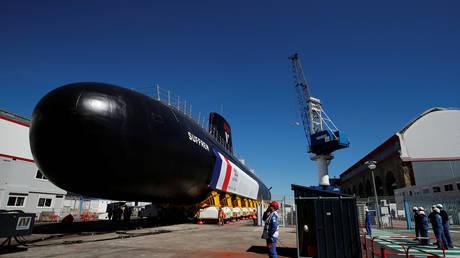 Французская военно-морская группа клянется перед австралийским BILL после « беспрецедентной жестокости » отмены сделки по подводной лодке на 40 миллиардов долларов