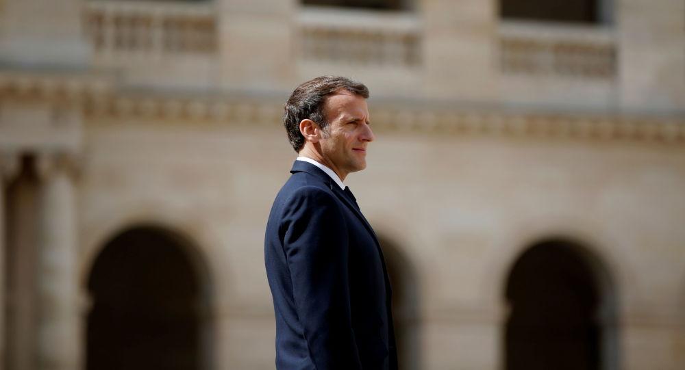 Макрон: Франция готова начать новую главу в двусторонних отношениях с Ираном
