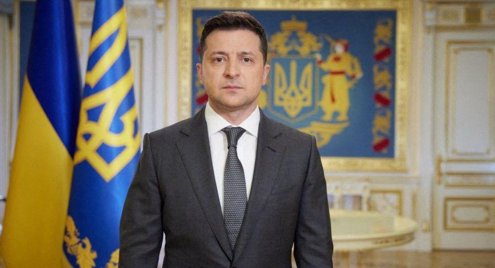 Президент Украины получил книгу о реабилитации пострадавших с черепно-мозговой травмой во время визита в США