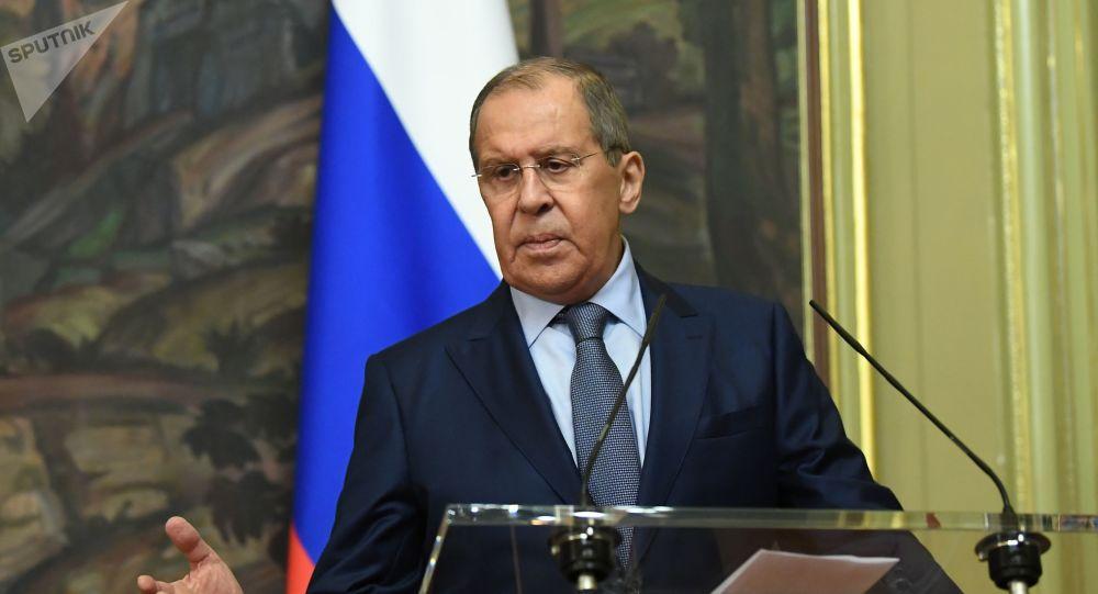 Россия готова к диалогу, если Запад откажется от покровительственного подхода — министр иностранных дел Сергей Лавров