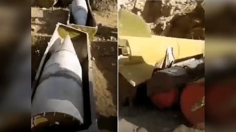 Талибан обнаружил тайник с БАЛЛИСТИЧЕСКИМИ РАКЕТАМИ советского производства в Панджшере