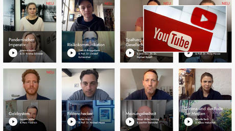 Bild обвиняет YouTube в ограничении свободы слова в Германии после того, как суд постановил, что удалять интервью о Covid-19 было неправильно