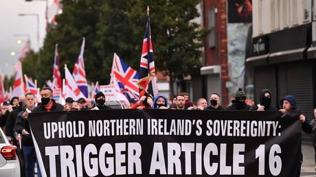 Германия заявляет, что переговоров по Протоколу для Северной Ирландии больше не будет, поскольку Великобритания требует ослабления таможенного режима ЕС