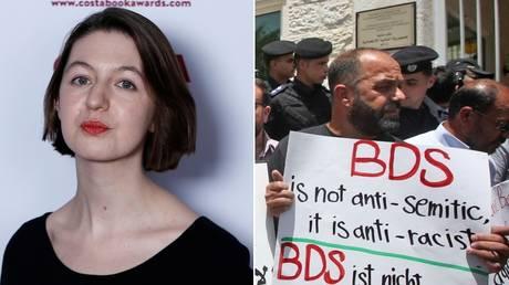 Вундеркинд ирландской литературы Салли Руни, которая поддерживает бойкот Израиля «BDS», обвинена в «отказе опубликовать книгу на иврите»