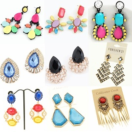 The Jesselton Girl Where To Buy: Lovely Earrings As Seen On Seventeen Online