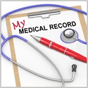 My Medical Record - border 125 pix at 96 res