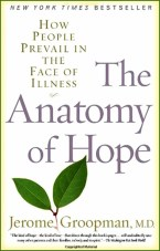 Anatomy of Hope book cover 350 pix wide at 96 res