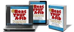 Beat Your A-Fib book at A-Fib.com