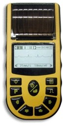 Facelake Hand-Held Single Channel ECG, ECG 80A Link