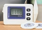 Mortara H12+ Continuous 12-lead Holter recorder