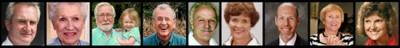 Photos of contributors to Personal Experiences on A-Fib.com