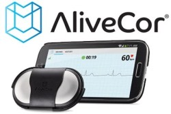 AliveCor with logo