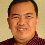 Dr Carlo Romero from The Philippines