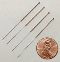 Acupuncture needles at A-Fib.com