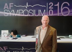 Steve Ryan at the 2016 AF Symposium, Jan 14-16.