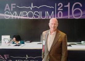 Steve Ryan at the 2016 AF Symposium
