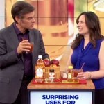 Dr Oz Show: 3 Healthy Ways to Use Apple Cider Vinegar, Video frame