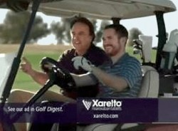 """Living with Atrial Fibrillation"" Xarelto ad with Brian Vickers & Kevin Nealon at A-Fib.com"
