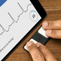 AliveCor with tablet at A-Fib.com