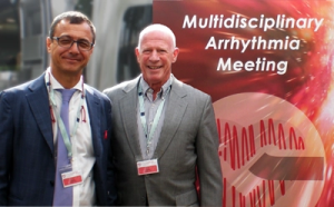 With Dr. Stefano Benussi, my host in Zurich