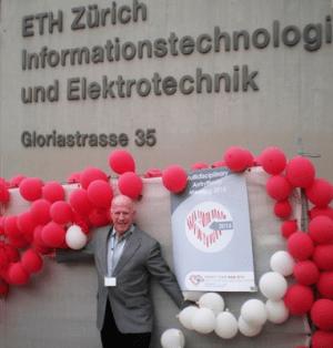 Steve Ryan: Multidisciplinary Arrhythmia Meeting (MAM) ,Zurich, Switzerland in October 2016