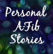 Over 90 stories of inspiration at A-Fib.com