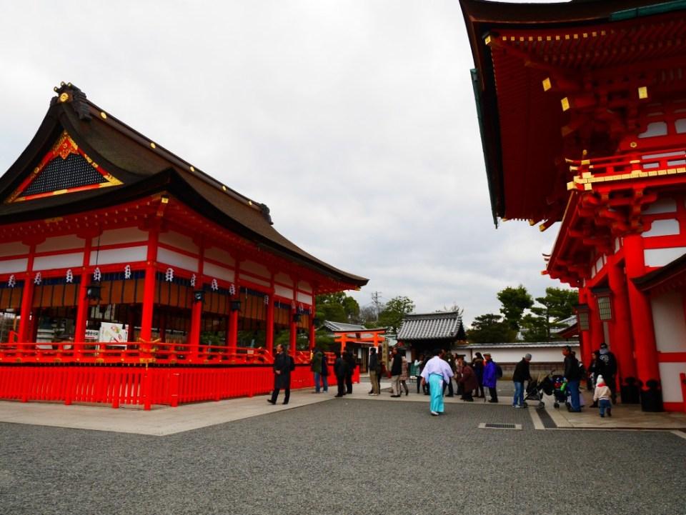 Sanctuaire de Fushimi Inari