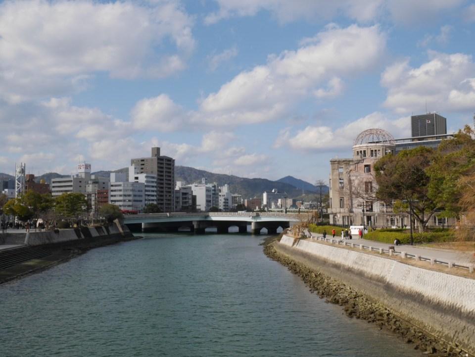 Hiroshima et son dôme